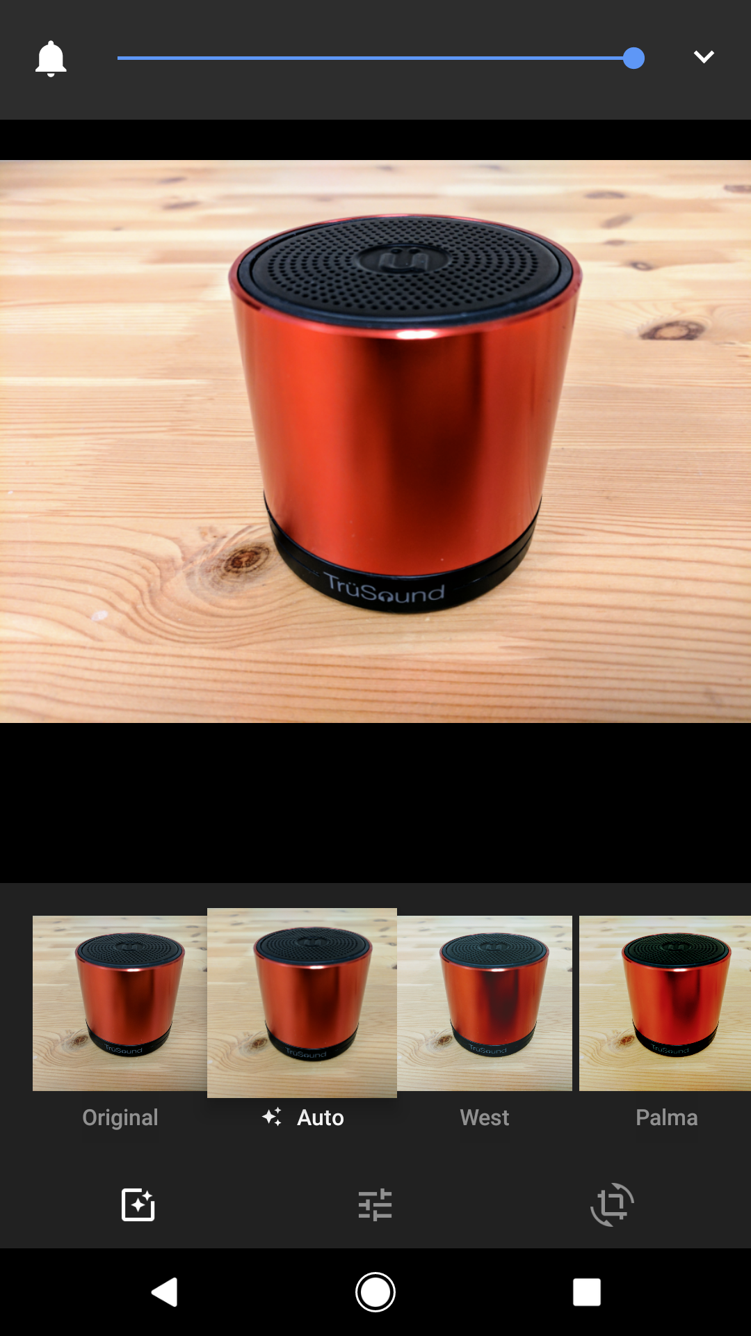Trüsound Wireless Bluetooth Speaker android screen shot