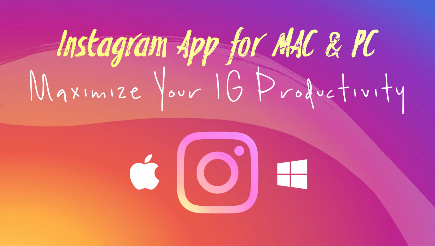 How To Post On Instagram From A Laptop - A Guide For Mac Or